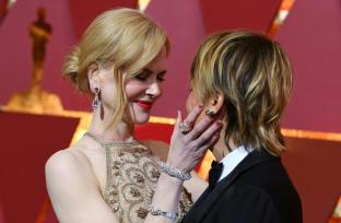 Nicole Kidman and shawty
