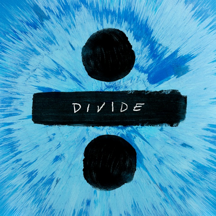 Ed Sheeran Divide Album Cover