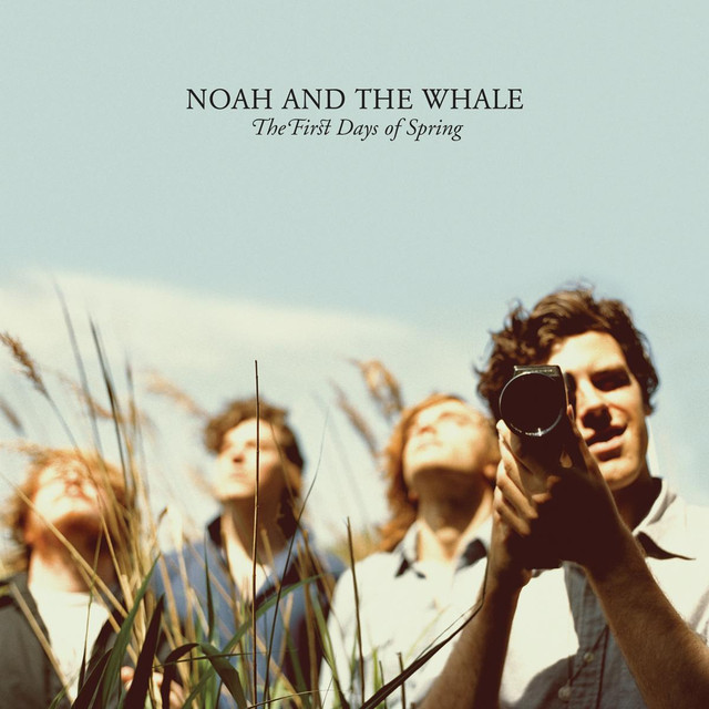 All The Lyrics On The Album The First Days Of Spring by Noah